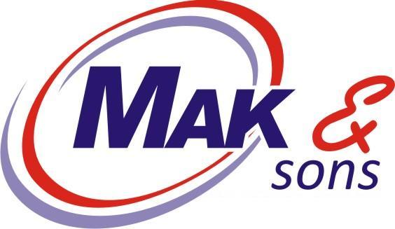 Mak & Sons Logo